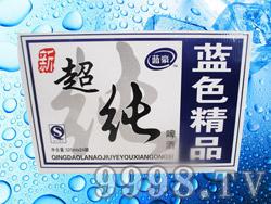 蓝豪超纯啤酒320ml×24罐