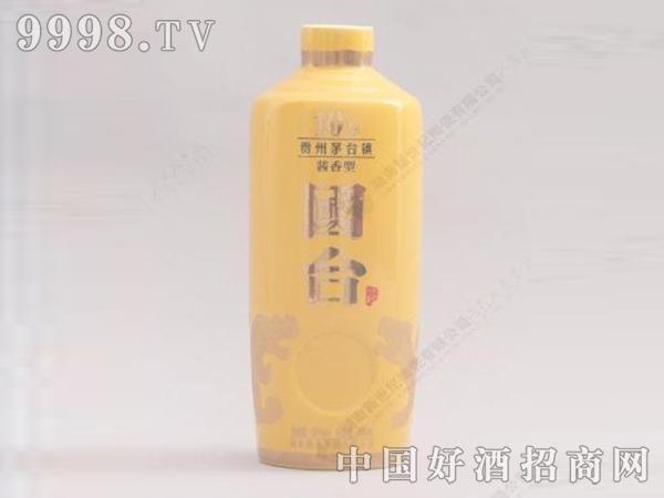 国台新釉10瓶