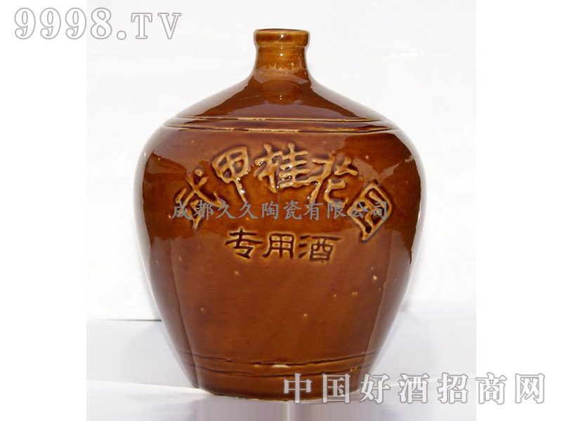 武甲桂花园2000ml酒瓶