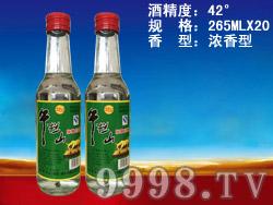 午栏山陈酿白酒265ml