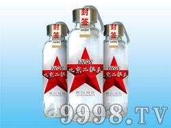 五星京军北京二锅头酒(杯装)