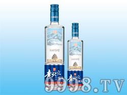 五星京军北京二锅头酒地道京味(蓝标)