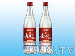 五星京军北京二锅头酒(枣红标)