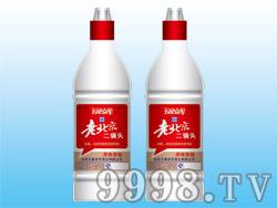 五星京军北京二锅头酒500ml(红标)