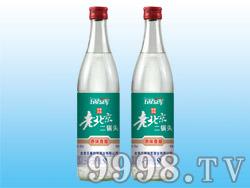 五星京军北京二锅头酒(绿标)