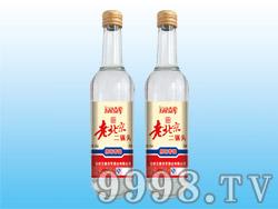 五星京军北京二锅头酒(白标)