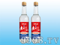 五星京军北京二锅头酒(红标)