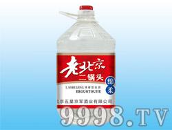 五星京军北京二锅头酒5L