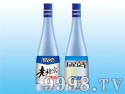 五星京军二锅头酒460ml