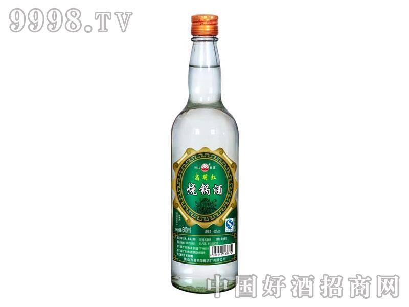 高明红烧锅酒600ml
