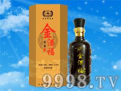 金酒福原浆酒-八角木盒