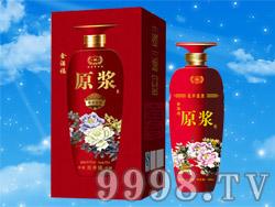 金酒福原浆酒-花开富贵