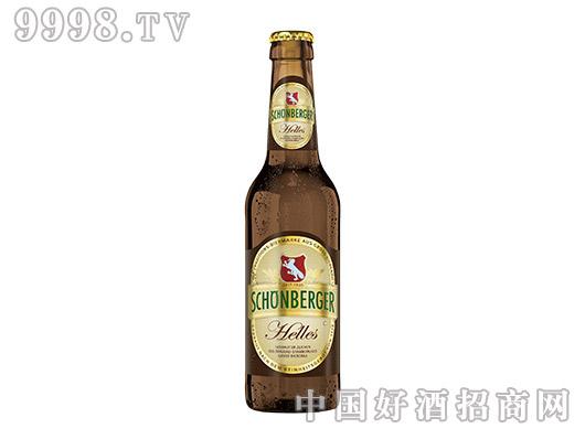 盛堡黄啤酒(瓶装)
