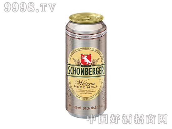 盛堡白啤酒(罐装)
