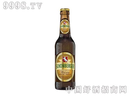 盛堡白啤酒