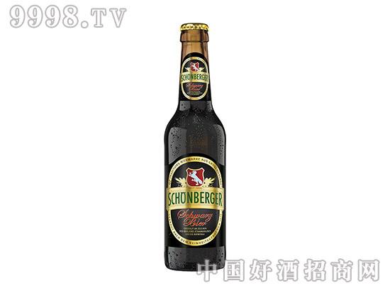 盛堡黑啤酒(瓶装)