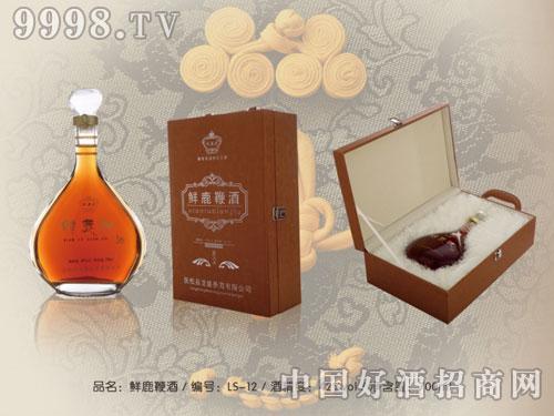 龙盛参茸-鲜鹿鞭酒