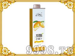 楠溪庄园发酵芒果汁饮料