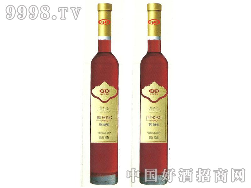 酒宏野山楂酒375ml