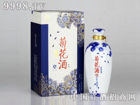 中山小榄菊花酒G-101