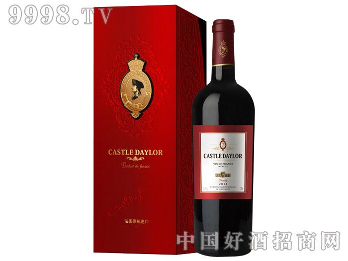 卡斯特黛乐・家族干红葡萄酒