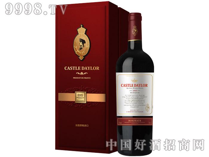 卡斯特黛乐・侯爵干红葡萄酒