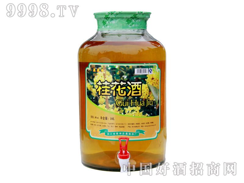 果果黄-桂花酒10L