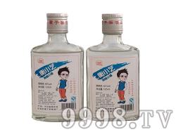 衡小艺青春小酒125ml扁瓶
