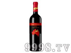 沃富红袋鼠S198干红葡萄酒