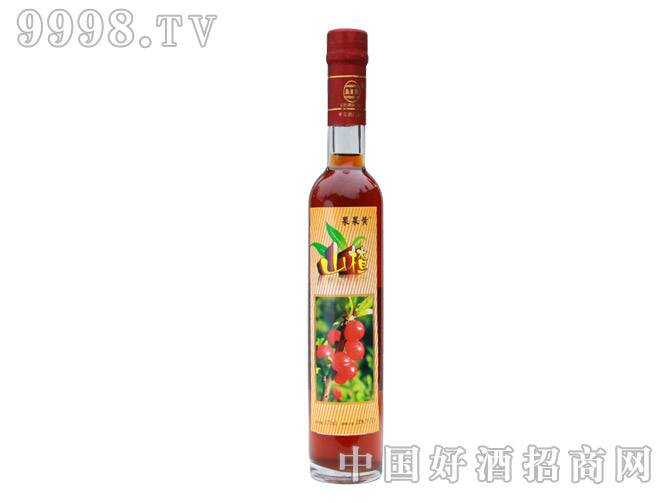 果果黄-山楂酒