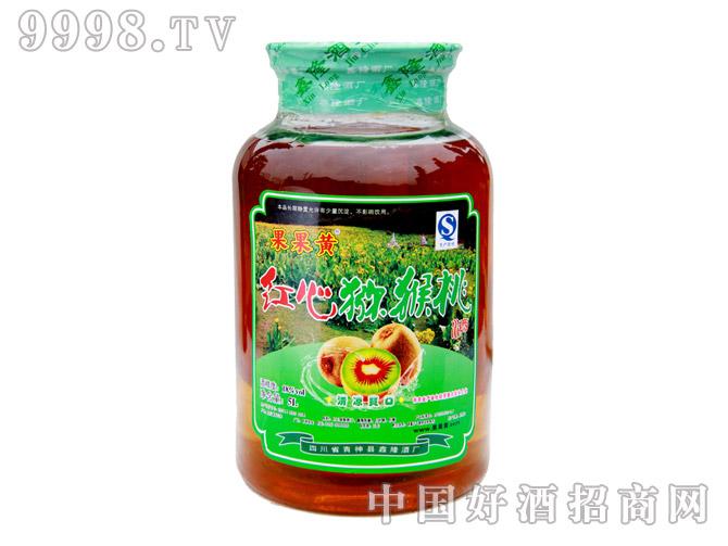 果果黄-红心猕猴桃酒
