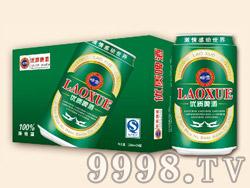 崂雪优质啤酒320ml×24罐