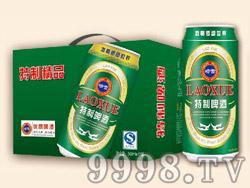 崂雪特制啤酒500ml×12罐
