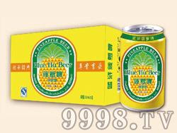 蓝浒菠萝啤320ml×24罐