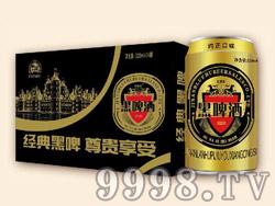 欧娜斯黑啤酒320ml×24罐