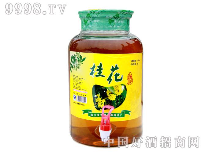 果果黄-桂花酒5L