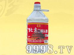 北京二锅头酒56°4.5L×4