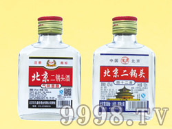 北京二锅头酒56°100ml(白瓶)