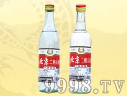 北京二锅头酒56°500ml×12(白瓶)