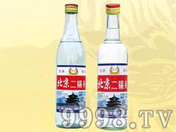 北京二锅头酒56°(白瓶)