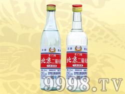 北京二锅头酒56°500ml(白瓶)