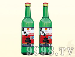 牛样山二锅头酒500ml(绿瓶)