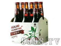 红枸杞啤酒330ml瓶装2015款