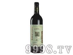 圣堡龙酒庄70年树龄干红葡萄酒