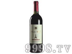 法国世界印记干红葡萄酒