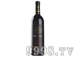 蒙特利娅伯爵干红葡萄酒