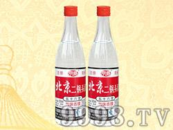 京威北京二锅头酒56°(白瓶)