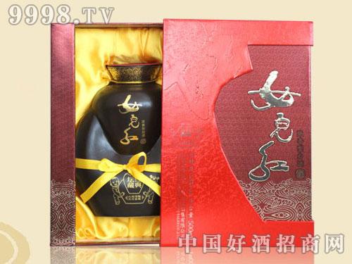 女儿红白酒・坛藏经典(酱坛)