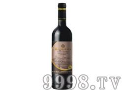 瀚隆3年窖藏橡木桶干红葡萄酒