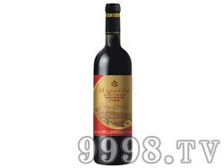 瀚隆5年窖藏橡木桶干红葡萄酒